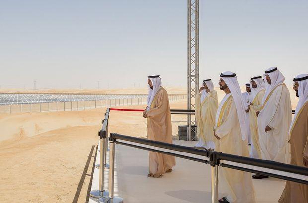 güneş enerjisi suudi arabistan