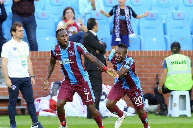 Trabzonspor'da Rodallega geçen sezonu yakaladı