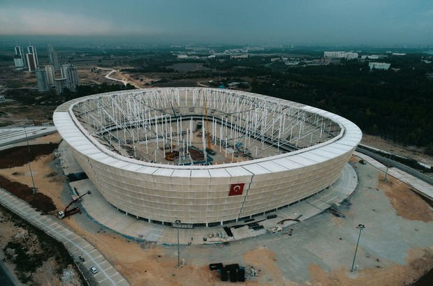 Adanaspor Adana Demirspor Yeni Adana stadı