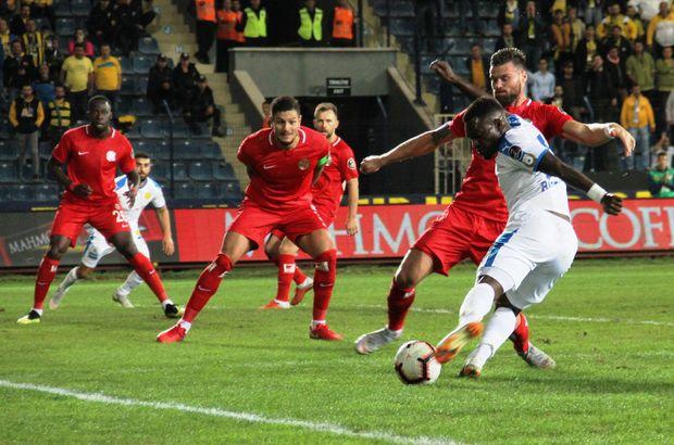 MKE Ankaragücü  Antalyaspor