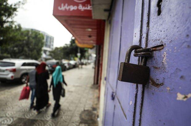 Filistin genel grevi