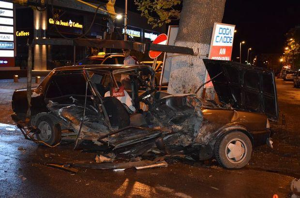Malatya trafik kazası