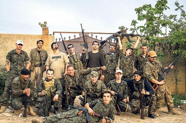 Yabancı YPG'li teröristlerin Türk askeri korkusu