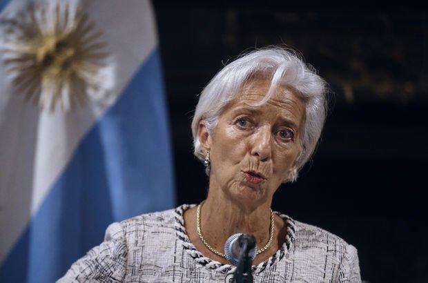 IMF Başkanı: Ufukta risk bulutları dolaşıyor