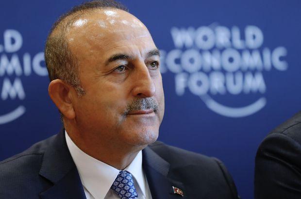 son dakika Münbiç YPG Mevlüt Çavuşoğlu