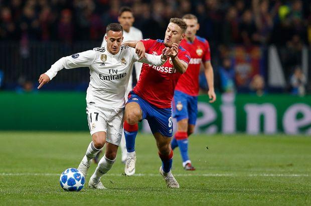 CSKA Moskova Real Madrid