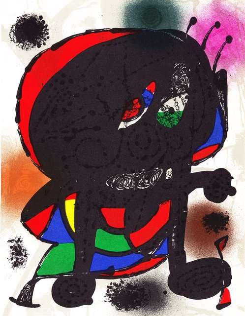 Joan Miro sergi turu gerçekleştirildi