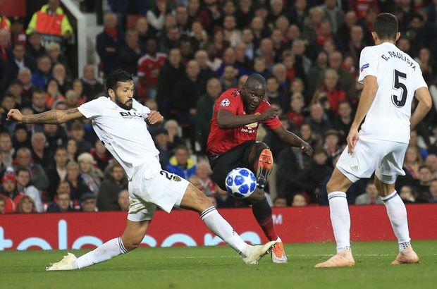 Manchester United Valencia UEFA Şampiyonlar Ligi