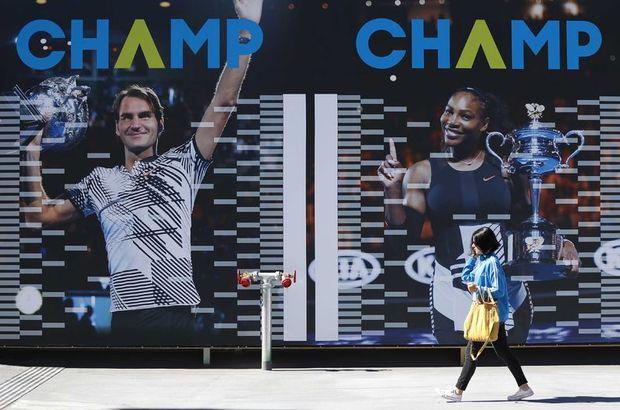 Roger Federer - Serena Williams