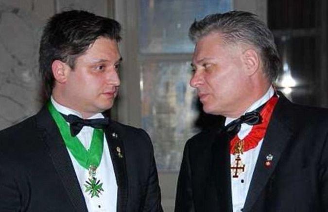 Anton Savvov (sağda)