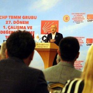 CHP'DE 'BURHAN PAZARLAMA' TAKTİKLERİ