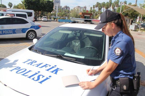 Trafik cezasında yeni uygulama