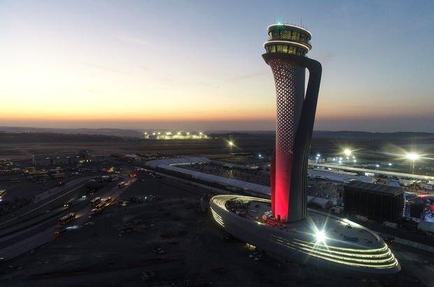 yeni havalimanı açılış