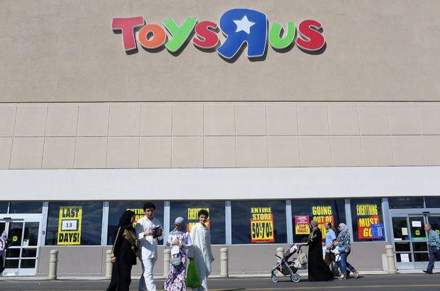 Toys R Us mağaza
