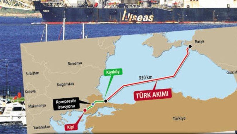 Son dakika: Gazprom'dan kritik Türk Akımı açıklaması