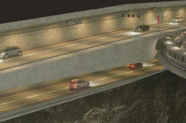 İstanbul Tüneli Projesi