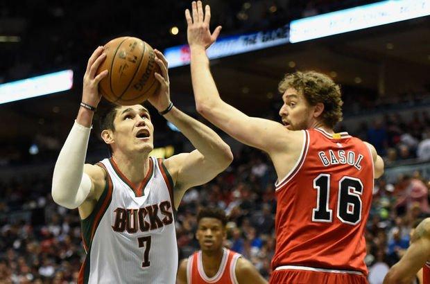 Milwaukee Bucks  Chicago Bulls Ersan İlyasova