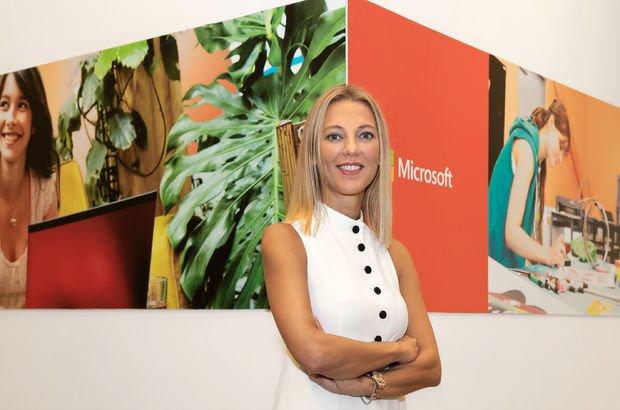 Microsoft MEA Bölgesi Perakende Genel Müdürü Deniz Özen