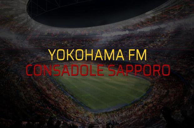 Yokohama FM - Consadole Sapporo maçı ne zaman?