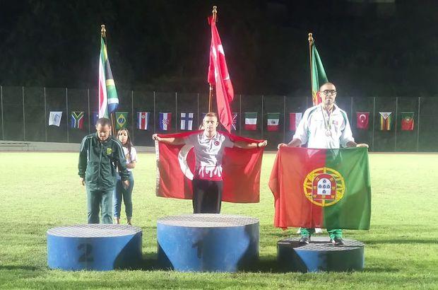 Down sendromlu sporcular Atletizm Masa Tenisi Dünya Şampiyonası