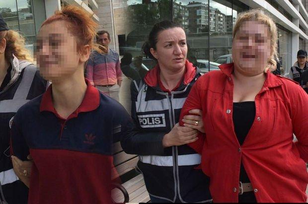 Bir kadın tarafından bıçakla yaralanan eski erkek arkadaşının da arasında bulunduğu 4 kişi hastaneye kaldırıldı
