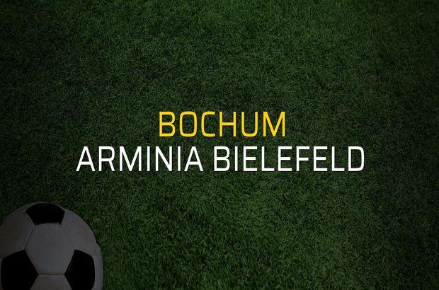 Bochum - Arminia Bielefeld düellosu