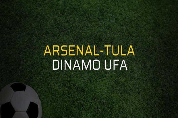 Arsenal-Tula - Dinamo Ufa maçı heyecanı