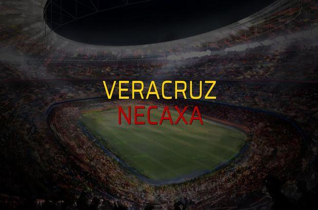 Veracruz - Necaxa maçı heyecanı