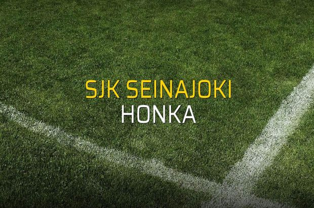 SJK Seinajoki - Honka maç önü
