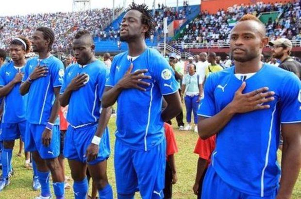 Sierra Leone'nin FIFA üyeliği askıda