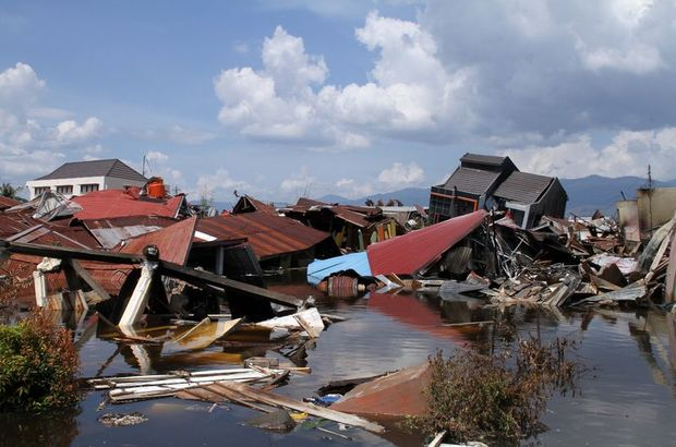 Endonezya deprem