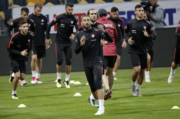 A Milli Futbol Takımı  aday kadro