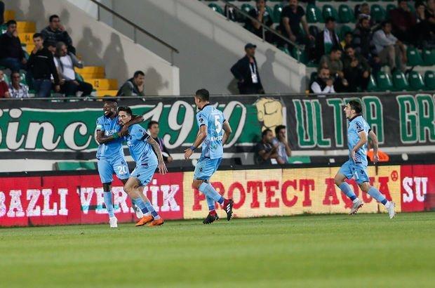 Akhisarspor - Trabzonspor