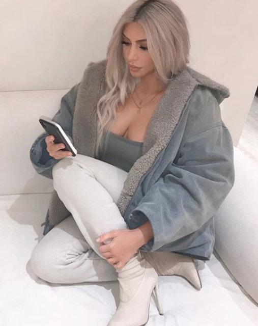 Kim Kardashian: Kalçalarım çok büyük! - Magazin haberleri