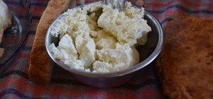 Evde peynir yapımı: Peynir nasıl yapılır? Lor, Ricotta peyniri tarifi hts