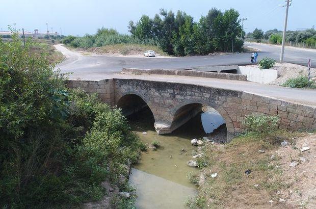 Tarihi köprü tekrar restore edilecek