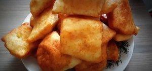 Pişi tarifi: Yağ çekmeyen pişi nasıl yapılır? Puf puf kabarmış hamur kızartması...