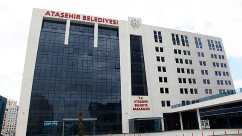 Ataşehir Belediyesi'ne operasyon…