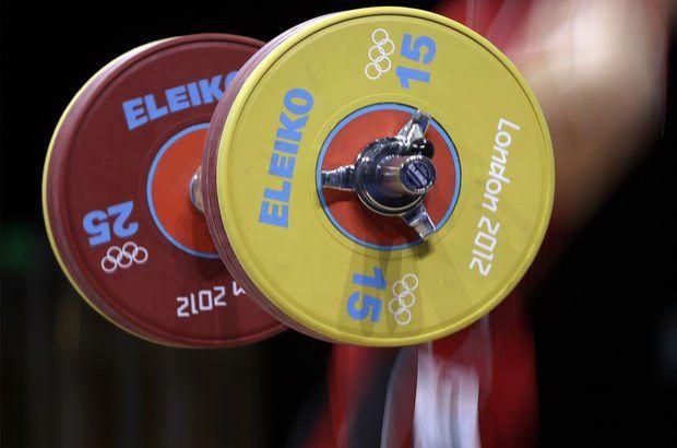 Milli halterci  Nida Karasakal Gençlik Olimpiyatları