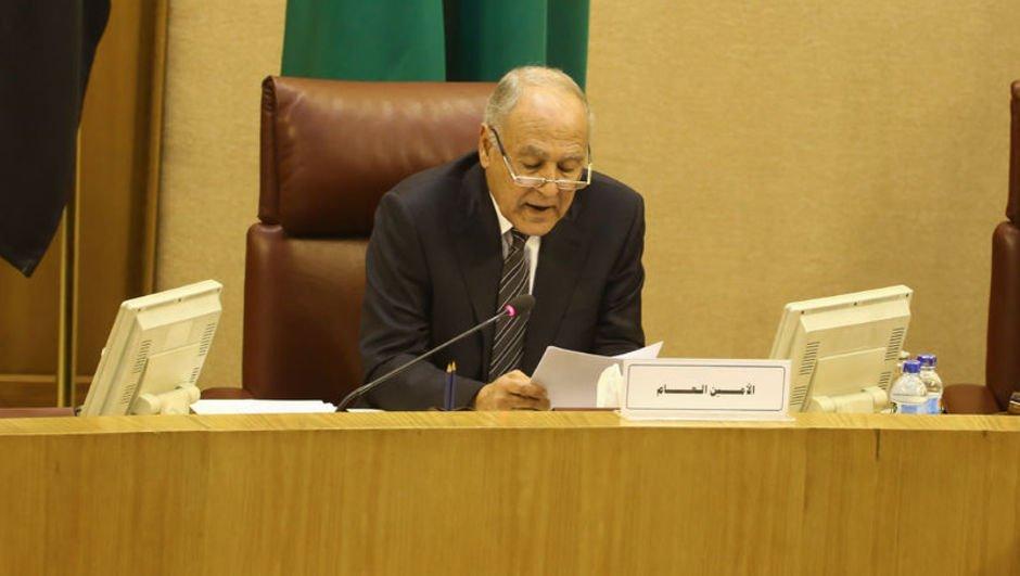 Arap Birliği Genel Sekreterinden Avrupa'ya çağrı