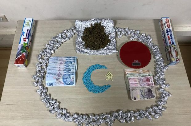 Ankara uyuşturucu operasyonu