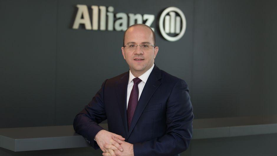Allianz Türkiye'nin yeni kaptanı Tolga Gürkan oldu