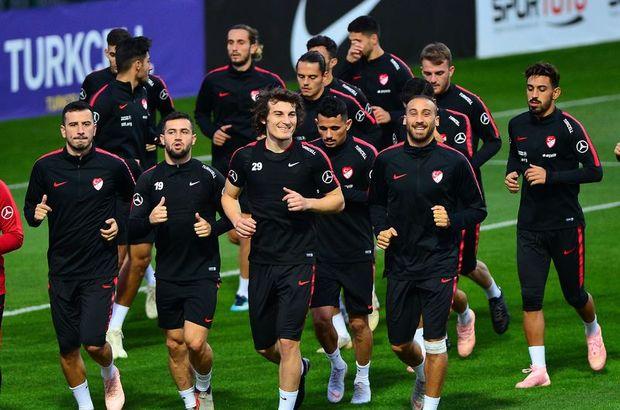 A Milli Futbol Takımı Bosna Hersek Rusya