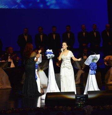 Müzeyyen Senar 100. doğum yılında konserle anıldı