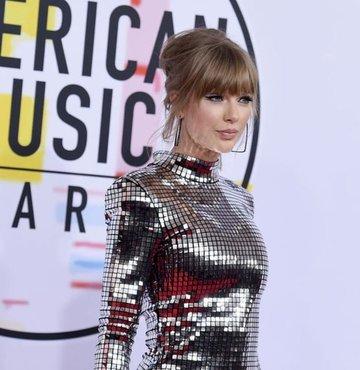 Müzik ödüllerine Taylor Swift damga vurdu