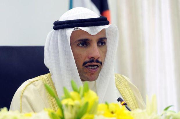Kuveyt Meclis Başkanı
