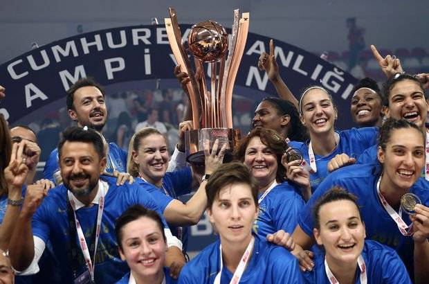 26. Kadınlar Cumhurbaşkanlığı Kupası Hatay Büyükşehir Belediyespor Fenerbahçe