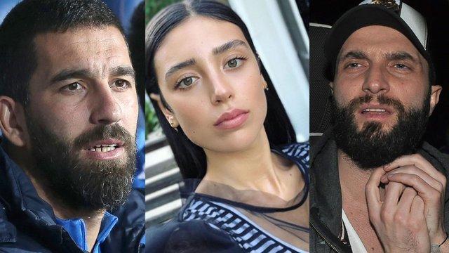 Arda Turan'a şok! Berkay ve Özlem Ada Şahin... - Magazin haberleri