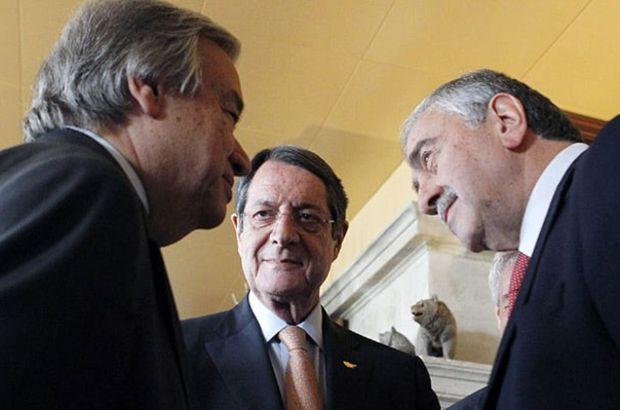 Kıbrısta müzakereler 15 Mayısta başlıyor