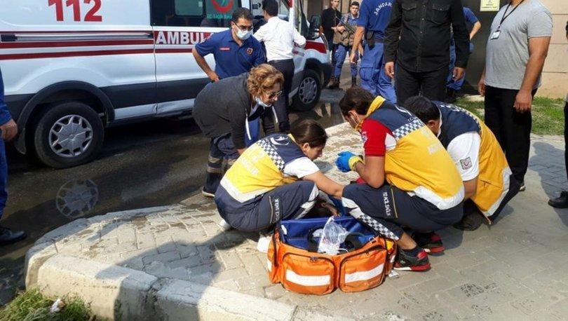 İzmir Adliyesi gaz zehirlenmesi